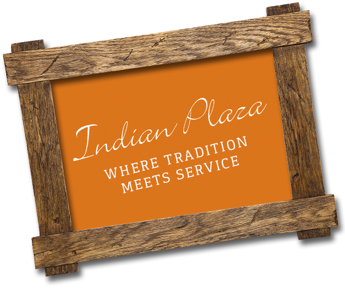indian plaza logo